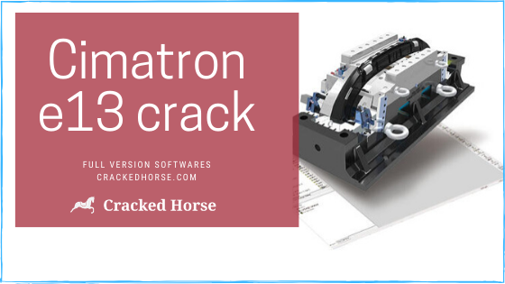 Cimatron E13 Crack product image